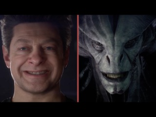 Andy Serkis Shows How Video Game Faces Can Look Better Than Ever - Unreal Engine - GDC 2018