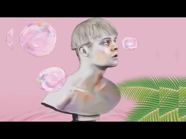 George Clanton Make It Forever Lyric Video