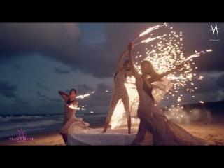 Phillip J ft. Kim Casandra - Feed The Fire (Sunset & Dustin Husain Remix)[Vibrate Audio] Promo Video