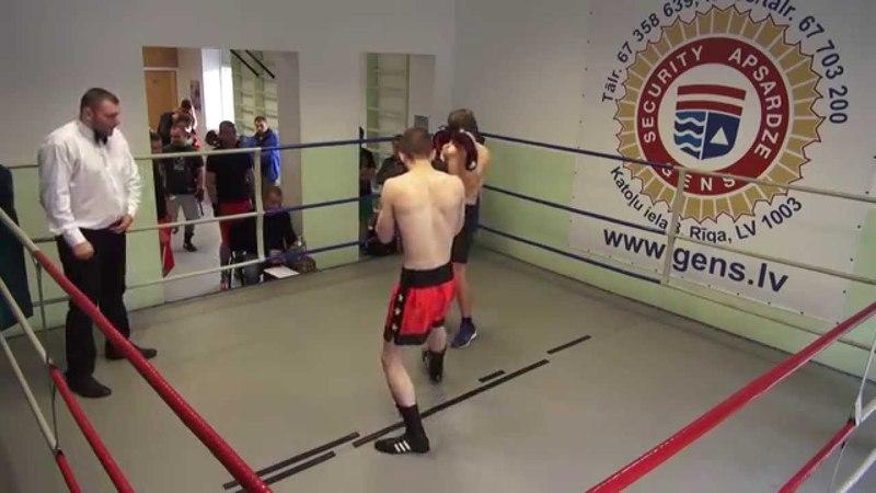 Rihards Inozemcevs vs Dmitrijs Kuzmins 18.06.2014. proboxing.eu