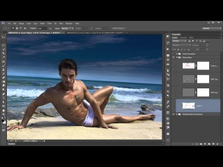 Editorial Retouch From Start To Finish, Part 4 - Photoshop workflow overview