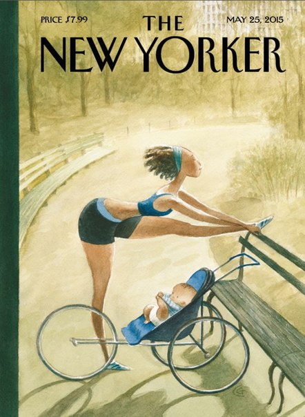 The New Yorker - May 25, 2015  USA