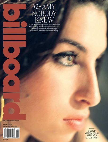 Billboard Magazine - July 4 2015