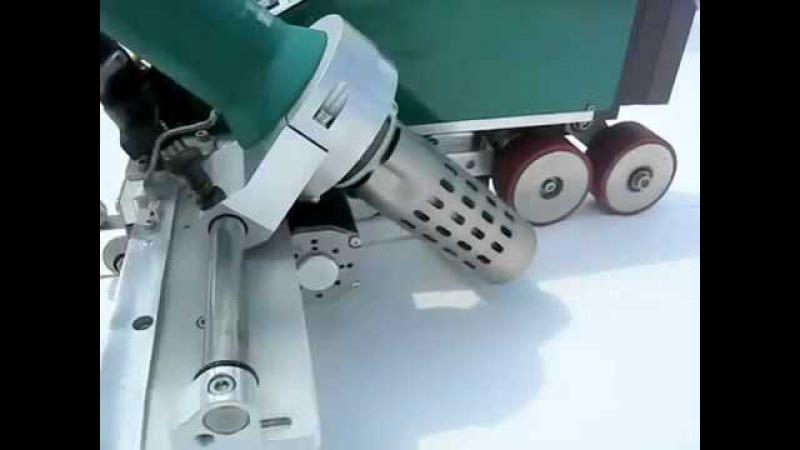 Сварочный аппарат Dohle Laron для сварки термопластов горячим воздухом