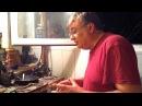 Изготовление восковой модели для литья из бронзы в домашних условиях. Часть 4