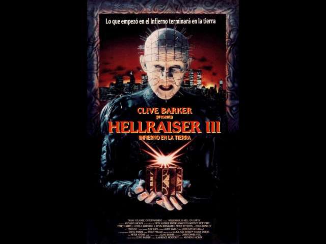Hellraiser III Infierno en la Tierra Película Completa
