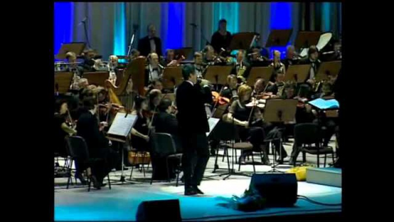 M.Magomaev, Sinja vechnost, S.Volchkov, Dirigent A.Beryn
