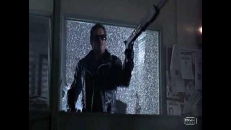 Terminator 1 vs Terminator SCC Schwarzenegger vs Glau Reloaded