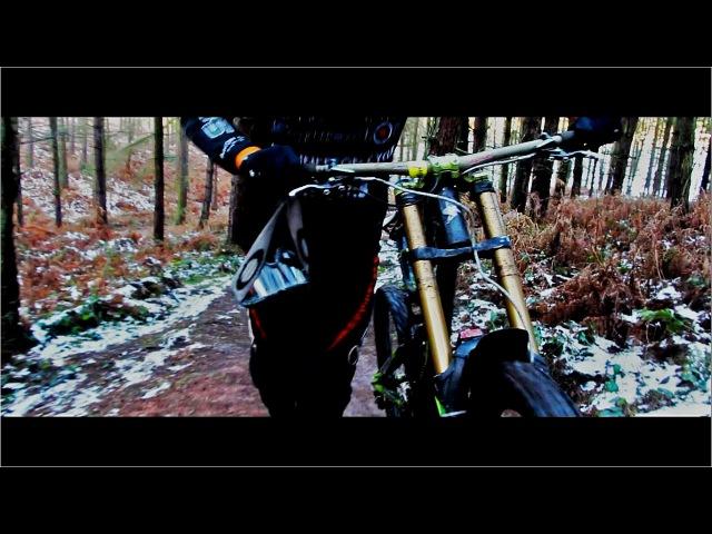 Cannock Chase | DownHill MTB Film | Santa Cruz V10 Carbon