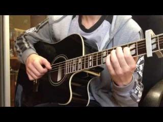 Forest Maiden - Acoustic guitar (Sergey Eybog; Everlasting Summer)
