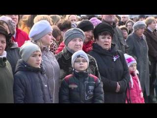 Показывает Суворов 7 ноября 2015