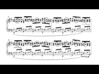 Pachelbel Canon - PIANO SOLO (arr. Lyapunov) P. Barton, FEURICH 218