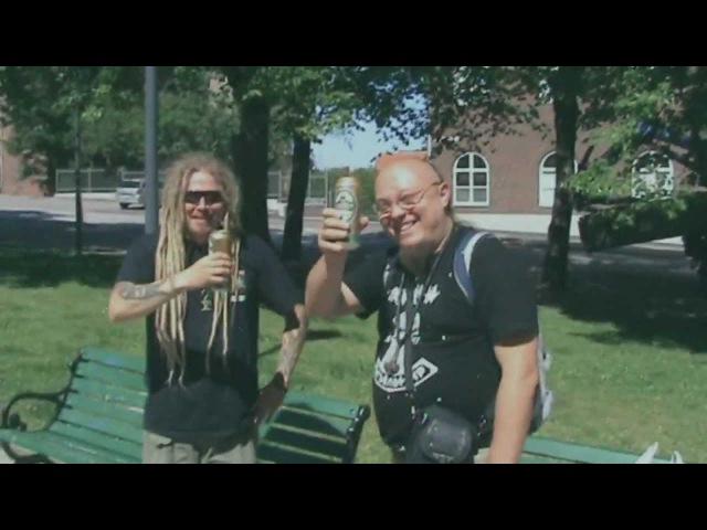 Troll Bends Fir feat Jonne Järvelä Humppa Is My Neighbour making of official alco video