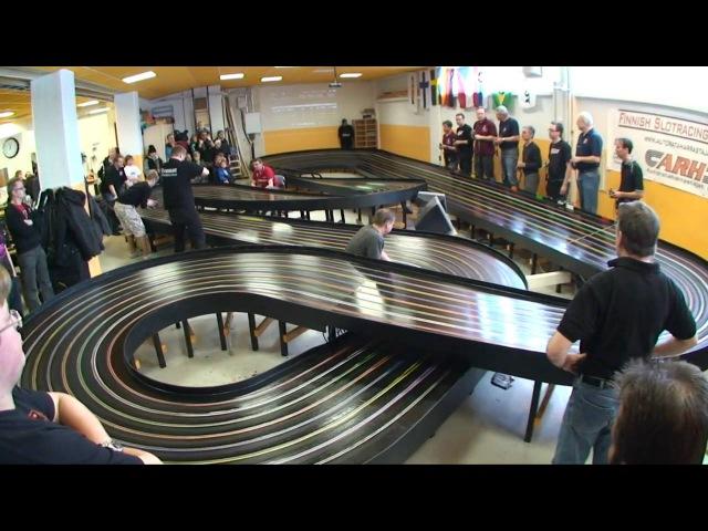 Slot car racing European Championship Finals Helsinki