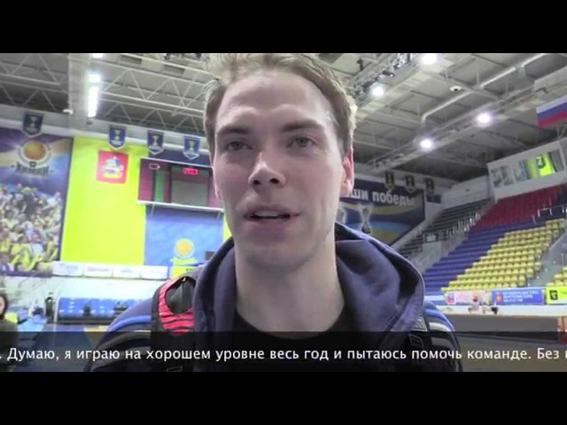 Копонен лучший шестой игрок Единой Лиги ВТБ 2014 15