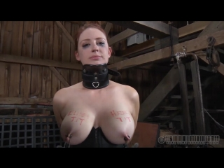 Holly wildes in squeeze my tits and make me cum from real time bondage