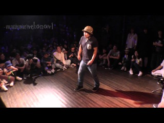 PINO vs HIRO BEST6 / HOUSE DANCE FOREVER JAPAN 2015