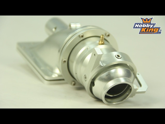 HobbyKing Daily CNC Precision Jet Boat drive
