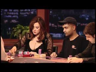 Jennifer TIlly Playing Poker