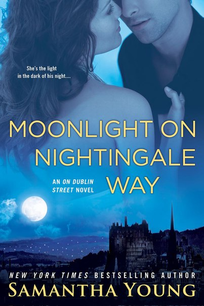 Moonlight on Nightingale Way (On Dublin Street #6)
