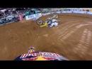 GoPro Ken Roczen and Ryan Villopoto's Battle for First 2014 Monster Energy Supercross Atlanta