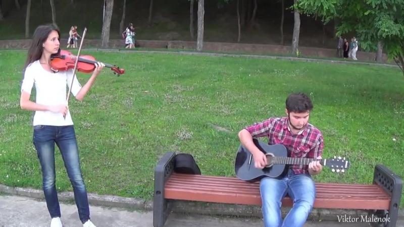 Nirvana Smells LTSI RAPE ME buskers cover version уличные музыканты кавер версия