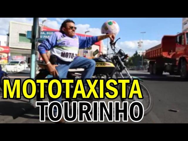 A Propaganda mais Bizarra do Brasil (Mototaxista Tourinho) || Hora da Comédia