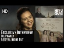 Bel Powley Exclusive Interview - A Royal Night Out