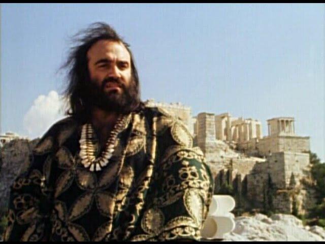 Demis Roussos Aphrodite's Child My Friend The Wind 1973 Video Sound HQ