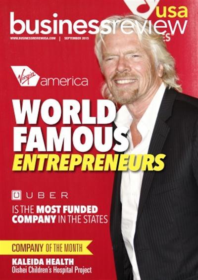 Business Review USA - September 2015