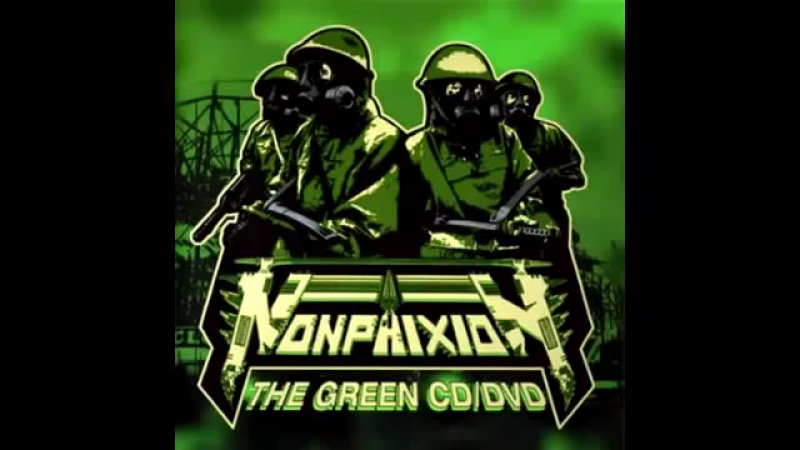 Non Phixion Green CD Full Album