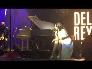 Lana Del Rey – Chelsea Hotel No. 2 (Leonard Cohen cover) [Live  «Endless Summer Tour»: «Bell Centre»]