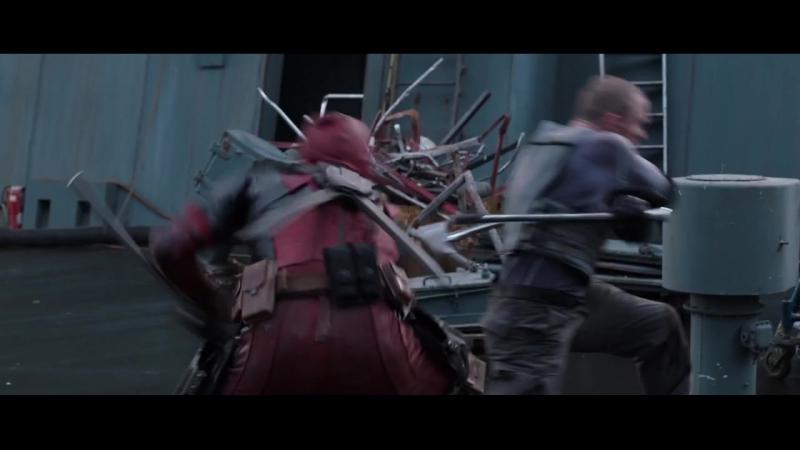 Дэдпул DeadPool.Спецэффекты 5 (2016) [1080p]