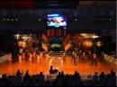 IDSF European Formation Latin Championship 2011 finale Vera Russia Tyumen