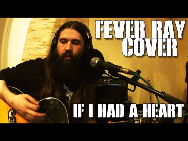 If I Had A Heart Fever Ray acoustic cover