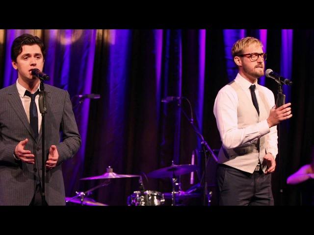A Phantom Medley Will Barratt Nadim Naaman Sides Album Launch