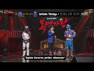 Myungsoo - King of Masked Singer (Türkçe Alt Yazı)