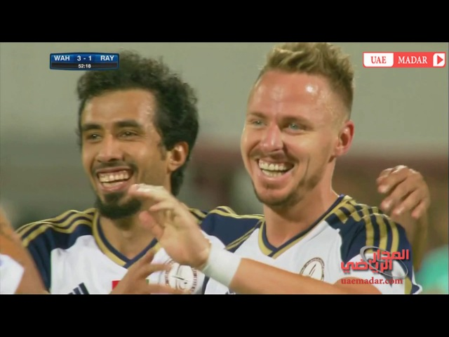 Al Wahda 5-1 Al Rayyan - AFC Champions League 2017