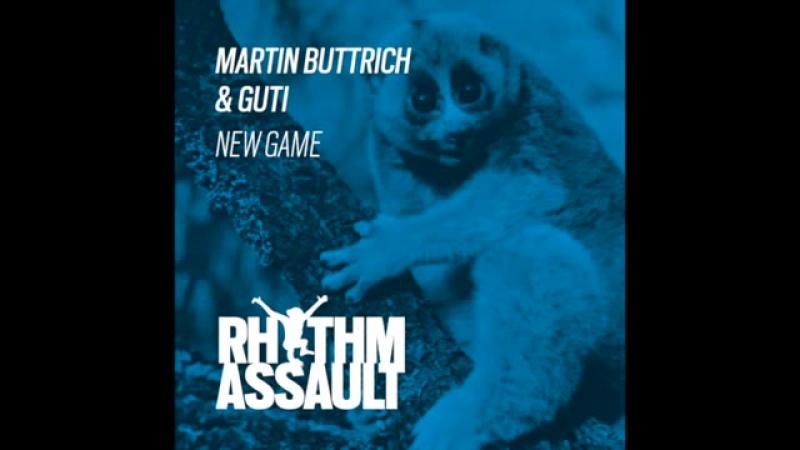 Martin Buttrich Guti - New Game (Official) Rhythm Assault - RA002