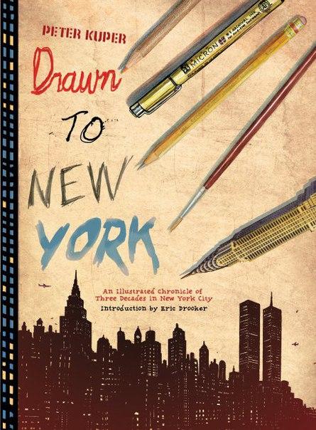 Peter Kuper - Drawn to New York