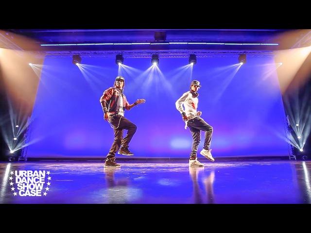 Les Twins Michael Jackson Choreography 310XT Films URBAN DANCE SHOWCASE