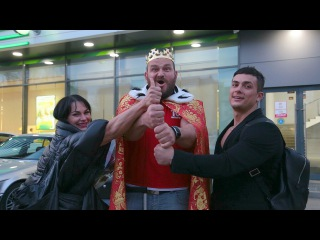 Король Анаболиков выходит в массы! Ставрополь