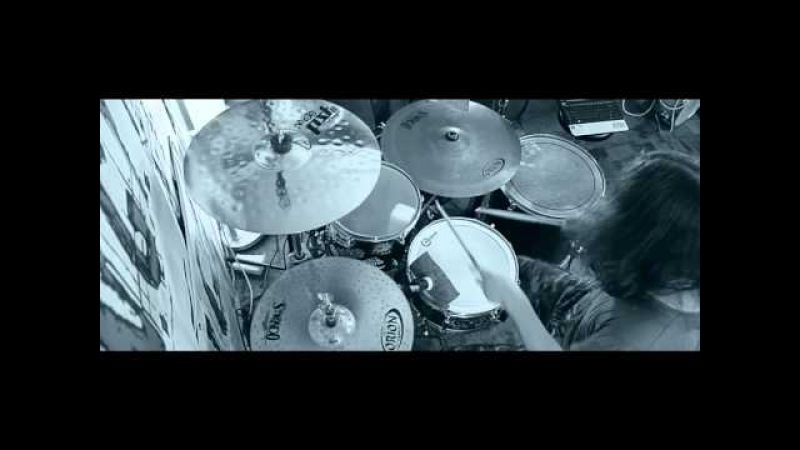 Alexey Polyakov - Fuel (Metallica drum cover)