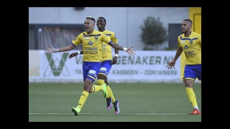 St Truiden Standard Liège 1 0 Edmilson Junior Goal Jupiler League 1 11 2015