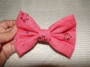 DIY How To Do A Cute And Easy Hair Bow (No Sew)