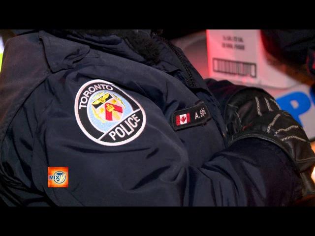 Полиция Торонто говорит по-русски 4. Toronto Police speaks russian-4