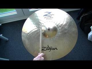 """Zildjian Z Custom Power Ride 20"""""""