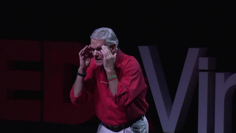 The psychology of self motivation Scott Geller TEDxVirginiaTech