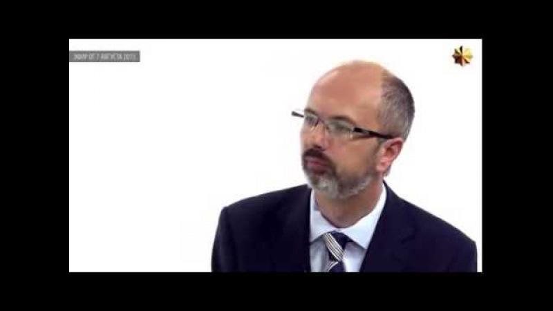 Алексей Анпилогов Энергетика Украины в предынфарктном состоянии