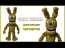 FNAF WORLD Adventure Springtrap Polymer Clay Tutorial Collaboration with Giovy's Hobby